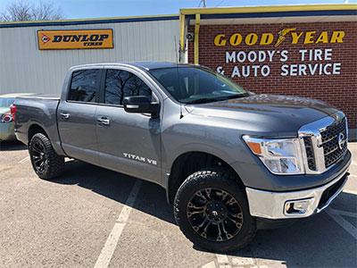 Lift Kits   Moody's Tire & Auto Service